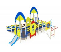 Детский игровой комплекс ДИК-301(для детей с ограниченными возможностями)