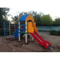 Детские игровые комплексы для детей с ограниченными возможностями