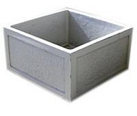 Цветочница бетонная  ZVB-03b