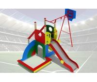 Детский игровой комплекс ДИК-203
