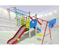 Детский игровой комплекс ДИК-204