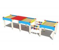 Детский игровой комплекс ДИК-307(для детей с ограниченными возможностями)