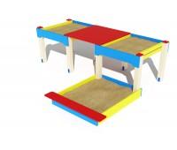 Детский игровой комплекс ДИК-308(для детей с ограниченными возможностями)