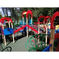Детские игровые комплексы для детей от 3 до 7 лет