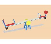 Качели-балансир со спинкой  КБ-6311