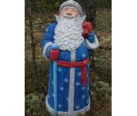 """Новогодняя скульптура """"Дед Мороз (мал.)» FS-020"""